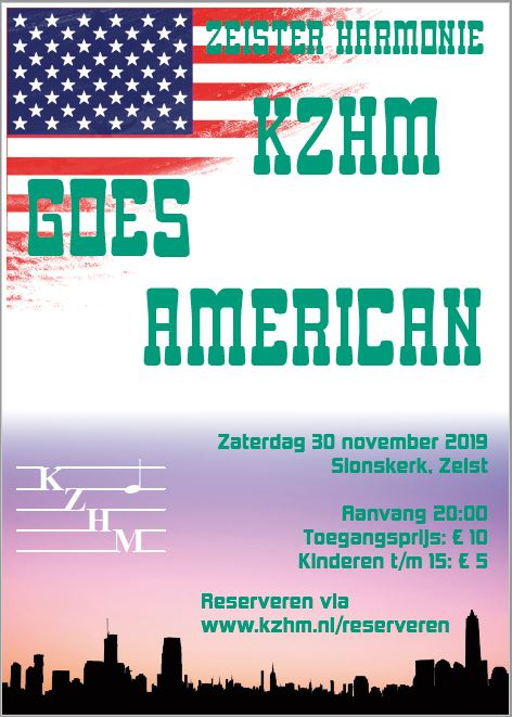 KZHM goes American